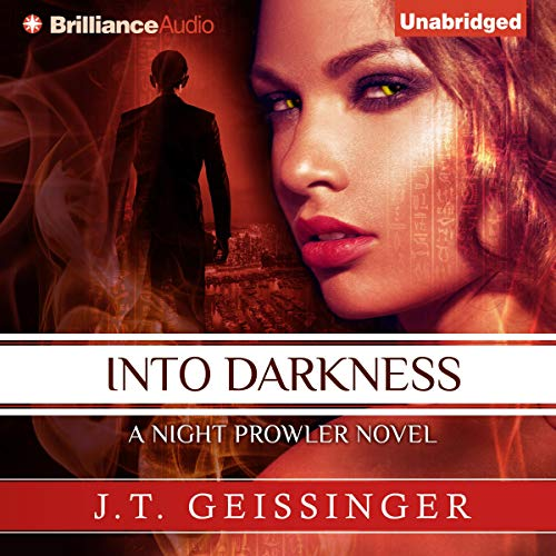 Into Darkness Audiobook By J. T. Geissinger cover art