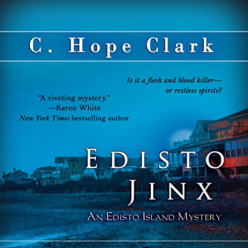 Edisto Jinx audiobook cover art