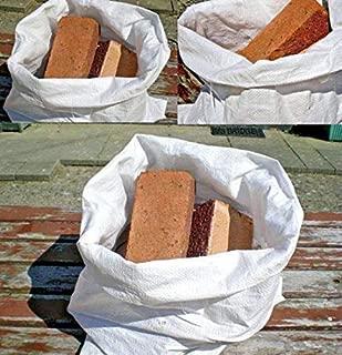 Sacos de escombros pesados 10-Pack 600 x 700 mm
