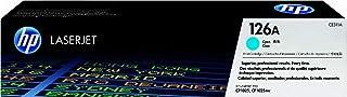 خرطوشة حبر طباعة ليزر جيت سيان 126A CE311A