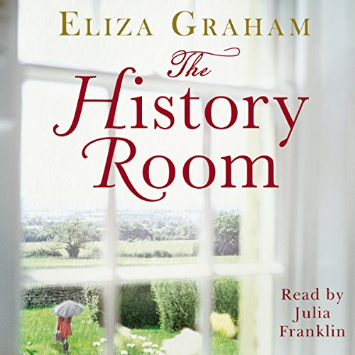 The History Room audiobook cover art