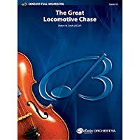 Alfred 00-BFOM01008 The Great Locomotive Chase - Music Book