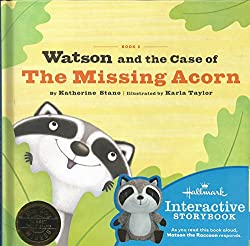 Book 2: Watson and the Case of the Missing Acorn Interactive Storybook