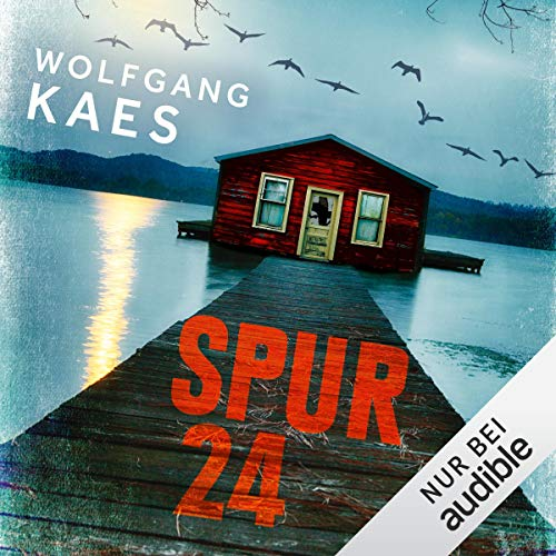 Spur 24 audiobook cover art