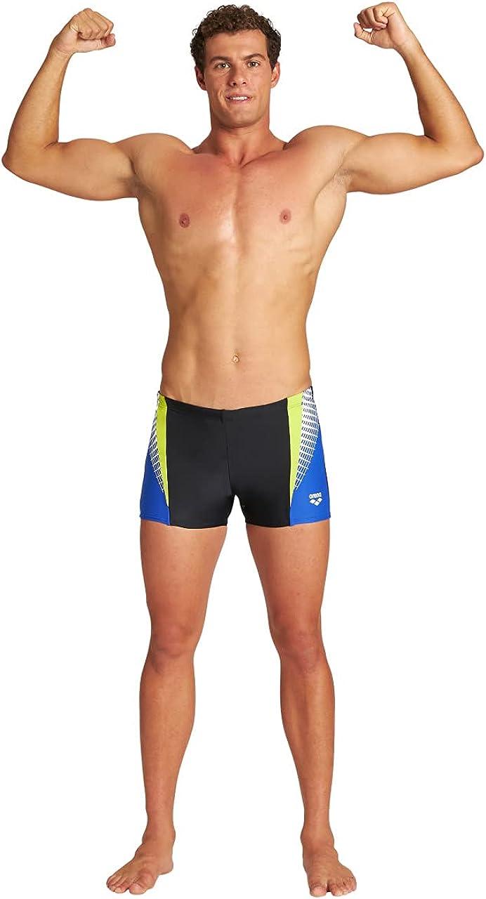 Arena Mens M Threefold Short Swim Trunks