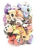 lps Pet Shop 10 pcs/Ensemble Mini Petits Poupées Animaux Rare Pet Shop Figurines Tigre Littlest Chat Chien Teckel Collie Chat Patrulla Canina Jouet