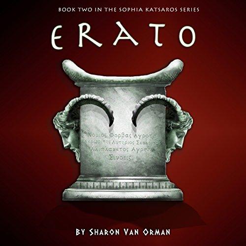 Erato audiobook cover art