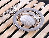 LL-Golf® tournant Porte-clés balle de golf / Cadeau / Golf cadeau