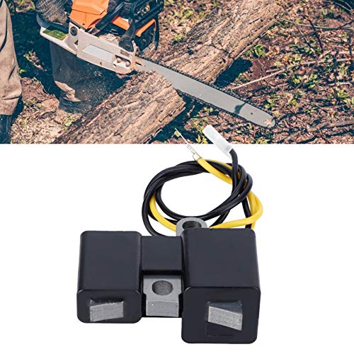 Tenpac Bobina de Encendido, 501516102, módulo de Encendido Accesorio de Motosierra, Duradero para Motosierra Husqvarna de 4,3 Pulgadas