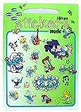 N A Die Schlümpfe  Smurfs  Stickers zu dem Thema