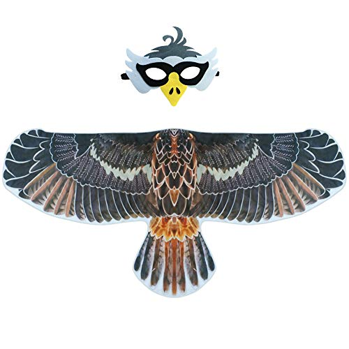 D.Q.Z Bird-Costume Wings for Kids with Bird Mask ,...