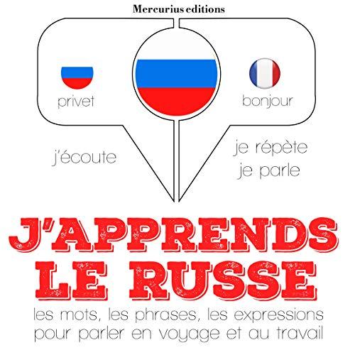 Couverture de J'apprends le russe