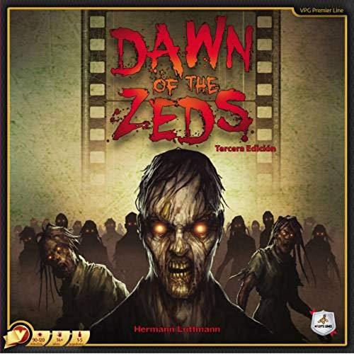 Maldito Games Dawn of The Zeds (Castellano)