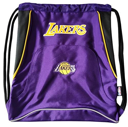 Panini Franco Cosimo Zaino Sacca Coulisse NBA Los Angeles Lakers 62590 -VIO