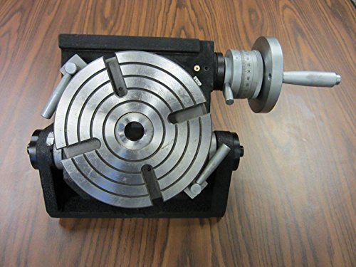 """16"""" PRECISION TILTING ROTARY TABLE NEW"""