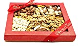 Walnut Tree - Star gift box of assorted natural nuts