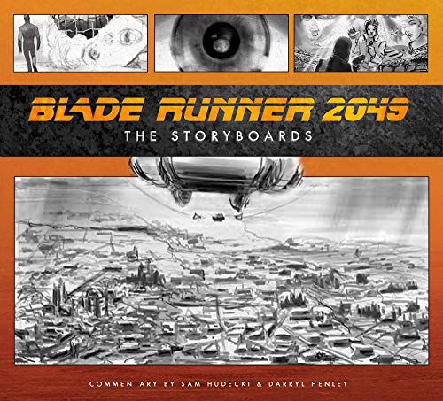 Blade Runner 2049: The Storyboards