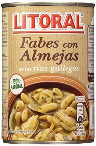 Dani - Almejas chilenas al natural - Pack 6 x