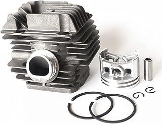 WHHHuan Kit de Piston de Cylindre 1set 40mm pour STIHL 020 T MS-200 MS-200T MS 200T CHAINESAW avec CIRCLIP BAGE PIN