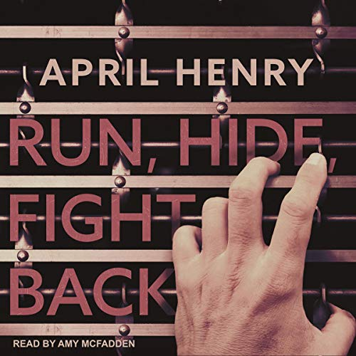 Run, Hide, Fight Back audiobook cover art