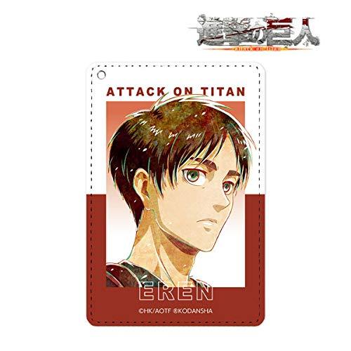 進撃の巨人 エレン Ani-Art 第2弾 1ポケットパスケース