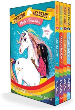 Unicorn Academy Magic of Friendship Boxed Set Books 5 8 product image
