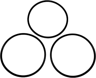 Captain O-Ring - Whirlpool WHKF-DWHV, WHKF-DWH & WHKF-DUF Water Filter Replacement Orings (3 Pack)