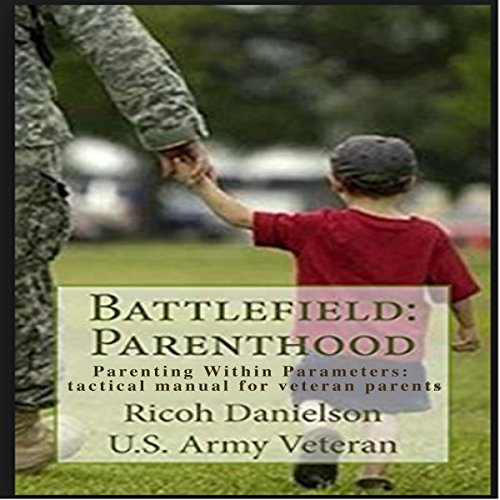 Battlefield: Parenthood audiobook cover art