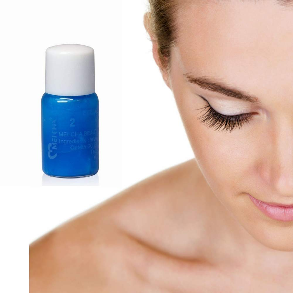 EYELASH PERM SETTING LOTION # 2 MEI-CHA by makeup permanent supp Super Special SALE Max 78% OFF held