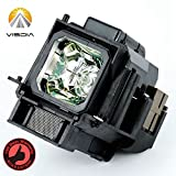 VT75LP Replacement Projector Lamp with Housing for Nec