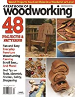 Great Book of Woodworking Patterns