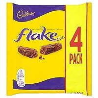 (Cadbury (キャドバリー)) パックあたりフレーク4 (x6) - Cadbury Flake 4 per pack (Pack of 6) [並行輸入品]
