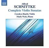 Schnittke : Intégrale des Sonates pour violon