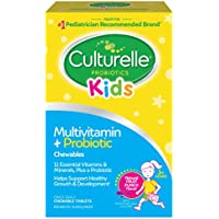 50-Count Culturelle Digestive & Immune Support Multivitamin Chewable