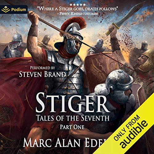 Stiger cover art
