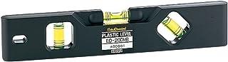 エビス(EBISU) 水平器 プラスチックレベル ED-20DMB 多用途用 ブラック