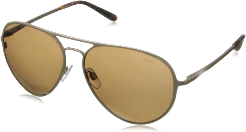 BMW B6500 Polarized Aviator Sunglasses