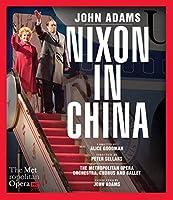 John Adams: Nixon in China (The Metropolitan Opera HD Live) (Blu-ray + DVD)