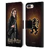 Officiel Harry Potter Hermione Granger Chamber of Secrets IV Coque en Cuir à Portefeuille...