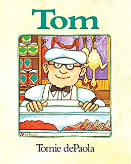 Tom by [Tomie dePaola]