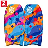 "Best Bodyboards - Bloo Tide 40"" Bodyboard 2-Pack Review"
