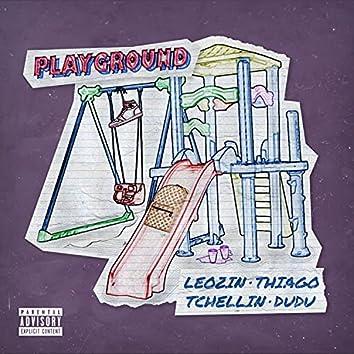 Playground (feat. Tchellin & Thiago)