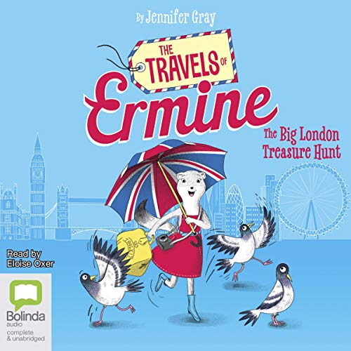 The Big London Treasure Hunt cover art