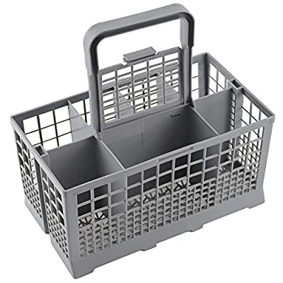 "Cenipar Dishwasher Cutlery Basket-utelsil basket (9.6"" x 5""x 4.8"" )-utnsil basket with a handle-Universal"