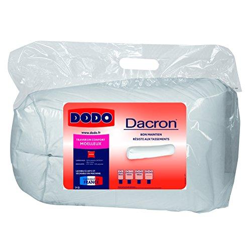 DODO TRAVERSIN MARS DACRON - MOELLEUX - 140 cm