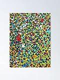Damien Hirst's Post Venice Wahrheit Welt Poster Poster 11.7
