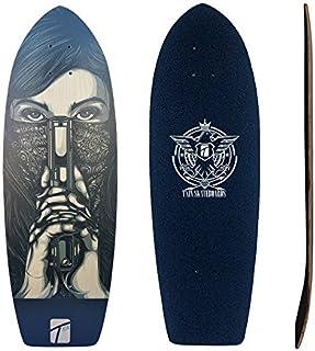 TXIN - Surfskate Skate Skateboard Deck Tijuana 31...