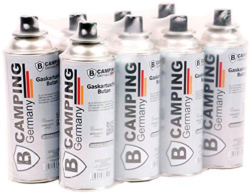 Maxsun Butan Gas für Campingkocher und Grill 227 Gramm (16 X)