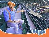 Blippi Visits a Baseball Stadium - Learn About Baseball for Kids!