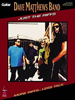 Dave Matthews Band - Just the Riffs for Guitar
